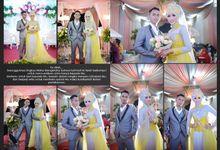 Wedding Of  Rosita & Robi by Serenity Photoworks