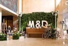 Love Will Find The Way by Orchid Florist and Decoration