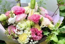 Bouquet Collection by Mfreshflowers