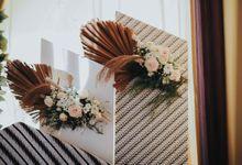 Wedding Package by Pandora Organizer