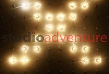 WALL OF LIGHT STUDIO by Studio Adventure