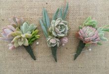 Buttonholes by Bali Villa Weddings and Events