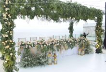 The Wedding of  Jimmy & Michele by Dua Insan Decoration