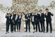 ADINDA & SENNA WEDDING by VAIA