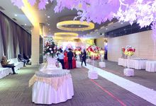 Wedding Febivianto & Orina, 01 Desember 2019 by Kirana Two Function Hall