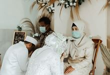 Septiana-Yanuar Intimate Wedding Ceremony by MAFI Project