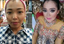 MAKEUP WEDDING by Sari Makeup Artist
