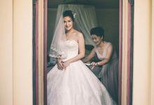 THE WEDDING - XIA HONG & FAN BING by Aditi Niranjan Photography