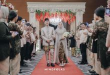 The Wedding of Aisyah & Anang by Kanye Kebaya