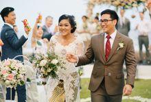 Mixed Culture Wedding Ever at huahin Thailand by Kanvela