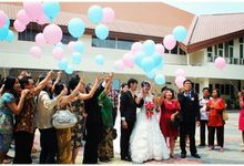 The Wedding of Hengky & Lena by WedConcept Wedding Planner & Organizer