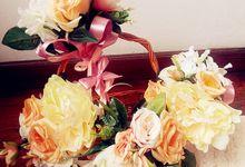 CHARLOTTE WEDDING BOUQUET by LUX floral design