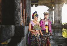 Cahya & Rusmini by ADI_PHOTOGRAPHY