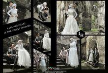 Rois & Indri Prewedding by Donjuan Photography