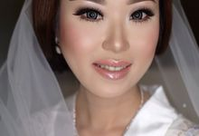 My Bride 2017 by VA Make Up Artist