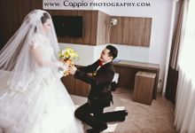 The Wedding of Dennis & Lenny by Cappio Photography