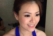 Makeup Portfolio by Iven Makeup