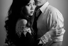 Prewed - Leo & Vanessa by Makeup by Ie