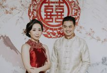 Jacky & Stella Engagement by SYV Studio