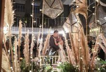 The Wedding Of  Yogi & Monica by Elior Design