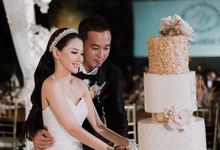 SHELA & BENNY WEDDING by Delapan Bali Event & Wedding