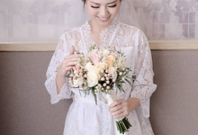 The Wedding of Julianto & Novita by Lithe Atelier