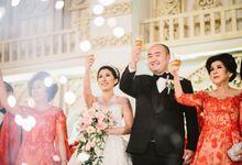 Erwin & Devina Wedding by Mahkota Wedding Organizer