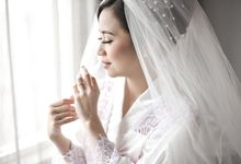 Thyo & Kezia Wedding Day Morning Preparation i by Impressions Wedding Organizer