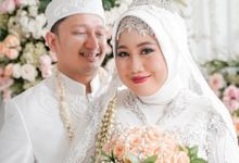 The Wedding of Ayudya & Ahmad by Diamond Weddings