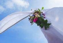 Beach Wedding Venue by Wyndham Sundancer Resort Lombok