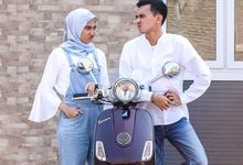 Prewedding Gery & Intan by Molds Moment