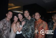 Victor Susantyo & Laura Hasjim Wedding Afterparty by Project Dance Ground