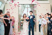 The Wedding of Denise & Samuel by Bali Eve Wedding & Event Planner