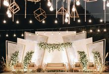 The Wedding of Nico & Evelyn by Elior Design