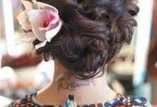 Bridal Hair by Lona Makeup