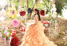 Ball gown by Elle's Fashion Gallery