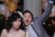 MC for Bryan and Lisa by Alfian Entertainment