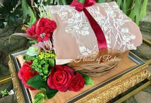 Red Roses by House of Raline Wedding Hampers