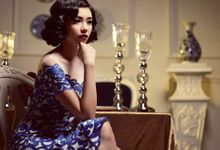 Eurasian Doll Collection by SisSae Qipao
