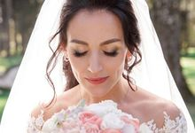 Wedding in Moscow by Ksenia Riley