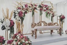 Decor by Wedding by LQ