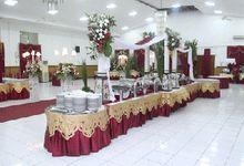 Dekorasi Buffe by IKO Catering Service dan Paket Pernikahan