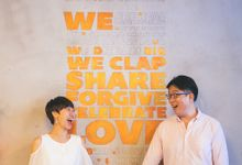 Eugene & Jessie AD Wedding Photography Singapore by Renatus Photography | Cinematography