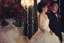 BILLY & LIANY The Wedding, August 31th, 2014 by PRIDE Organizer