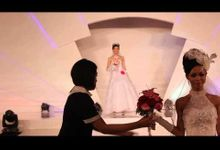 Wedding Make Up by Erela Yisca