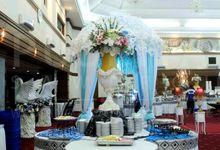 PUSPITA SAWARGI - Blue is the warmest colour. by PUSPITA SAWARGI (wedding and catering service)