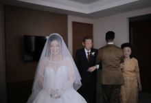 Wedding Ezra & Olivia by Swiss-Belinn Manyar