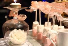 Intimate Birthday Dinner by Precious Party Designer & Styling