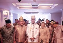 Wedding of Tyas & Bobby by Moment Kapturer Organizer