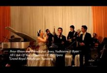 All I Ask OF You - Peter Rhian and Friends by Peter Rhian Music Entertainment